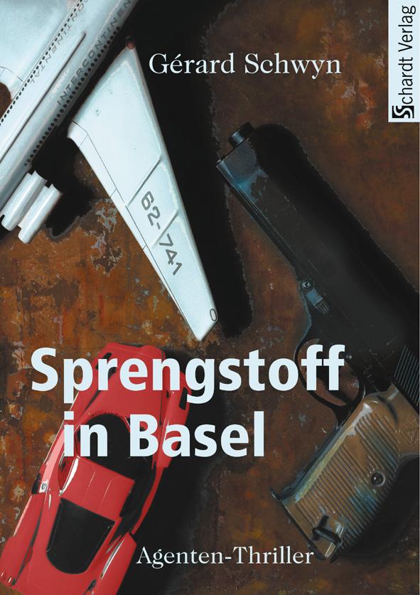 Bild Buch Sprengstoff Basel