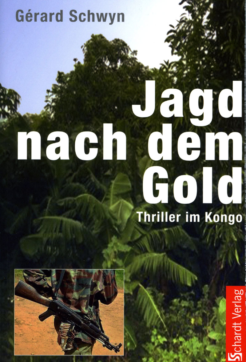 Buch Cover Jagt nach dem Gold