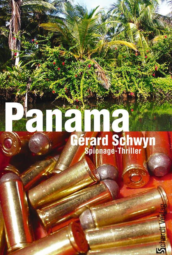 Buch Cover Panama